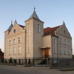 Krasznai Magyar Baptista Imaház