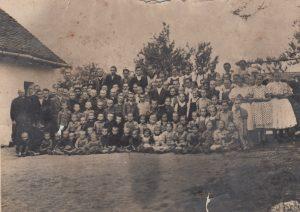 1955 Gyülekezeti csoportkép