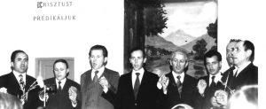 1980 - 75 éves jubileum - Szilagysági lp-on
