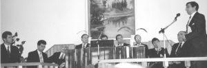 2001 Március 11- Borzasi Pal lelkipásztor beiktatása