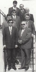 Előljárók - 1998, április-szeptember
