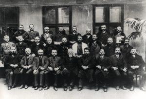 Szabad Baptista Szövetség előljárói - 1918